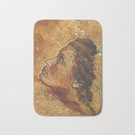 Yearning~ Woman Bath Mat