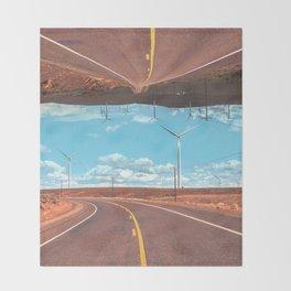 Renewable Throw Blanket