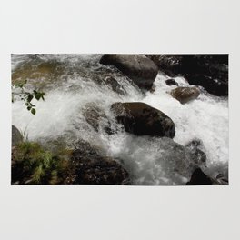 A Place to Contemplate, on Fall Creek Rug