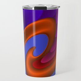 sweeping lines for your home -7- Travel Mug