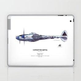Lockheed P-38J Lightning Laptop & iPad Skin