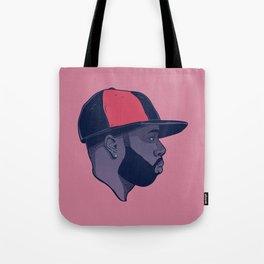 Dead Hip Hop Icon Series: James Dewitt Yancey Tote Bag
