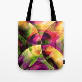 Every New Beginning Comes From Some Other Beginnings' End 3 Tote Bag