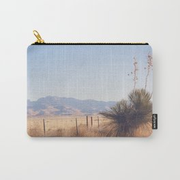 Marfa Morning Light Carry-All Pouch