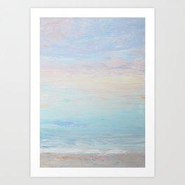 Subtle Sunrise Art Print
