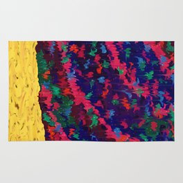 Sound of Space Rug