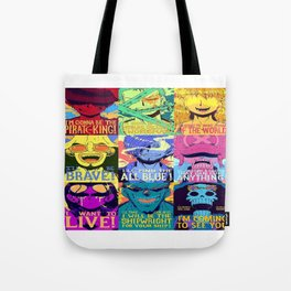 One piece puzzle Tote Bag