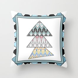 """A series of """" Favorite pillow """"Nordic Throw Pillow"""