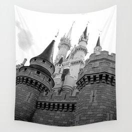 Disney Castle Wall Tapestry