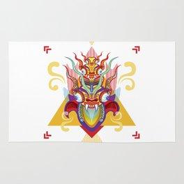 Peru Diablada - Devil Rug