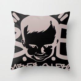 BoE Logo Throw Pillow