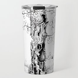 Hangin' Loose & Swingin' on Life Travel Mug