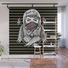 Just Ride Wall Mural