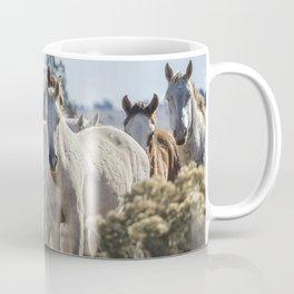 Traveler and His Bachelor Band Coffee Mug
