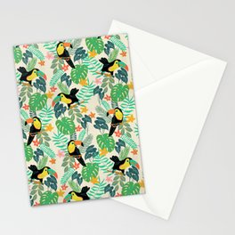 Toucan Island Stationery Cards