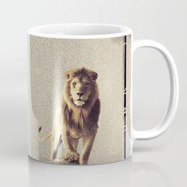 Luna Park Lion Coffee Mug