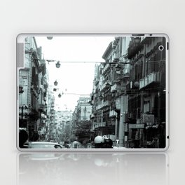Naples, Spanish Quarter 1 Laptop & iPad Skin