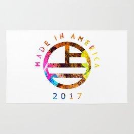 made in america music festival 2017 Rug
