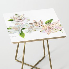 Spring is in the Air Side Table