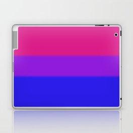 Bisexual Pride Flag Laptop & iPad Skin