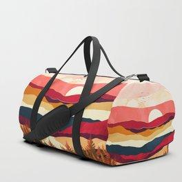 Scarlet Spring Duffle Bag