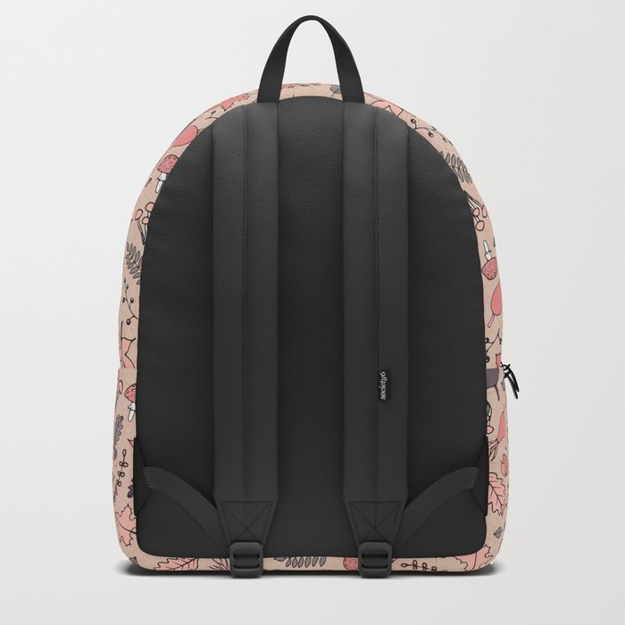 Autumn Pattern Backpack