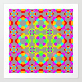 atomo Art Print