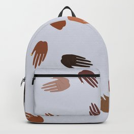 put them hands up Backpack
