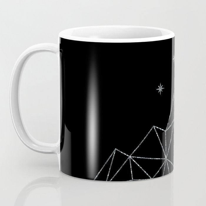 The Night Court insignia from A Court of Frost and Starlight Coffee Mug