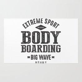 Bodyboarding Rug