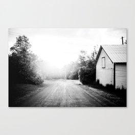 Upstate Barn Canvas Print
