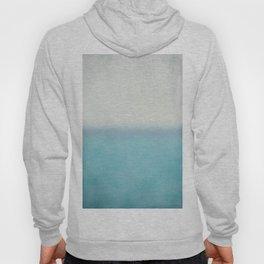 Horizontal Misty Ocean Hoody