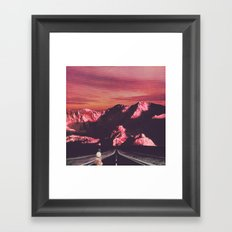 Luminosity Framed Art Print