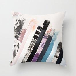 STRIPES 22 Throw Pillow