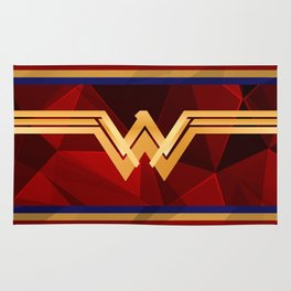 Wonder Power Courage Rug