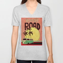 SummerRoad Unisex V-Neck