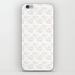 Chickens iPhone Skin