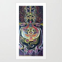 Attunement Art Print