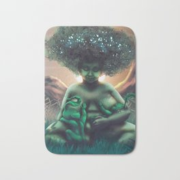 Mother Baobab Bath Mat