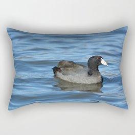 American Coot Rectangular Pillow