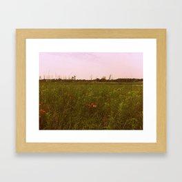 Prairie Winds  Framed Art Print