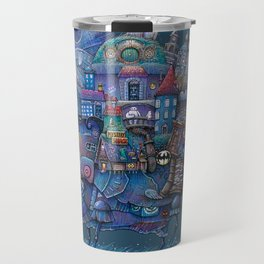 Fandom Moving Castle Travel Mug