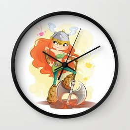 Barbara Wall Clock