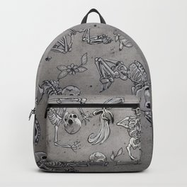 Skeleton Fun Backpack