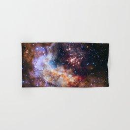 Hubble 25th Anniversary Image Hand & Bath Towel