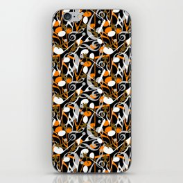 Beaver Fight Song iPhone Skin