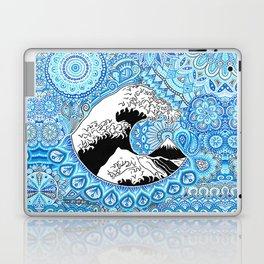 Kanagawa's wave Laptop & iPad Skin