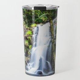 Cascata verde Travel Mug