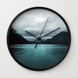 Vikings 02 Wall Clock