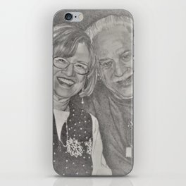 Charles an Gina iPhone Skin